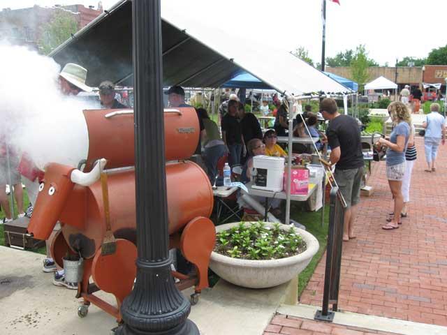 2010 Clarksville Fine Arts Festival